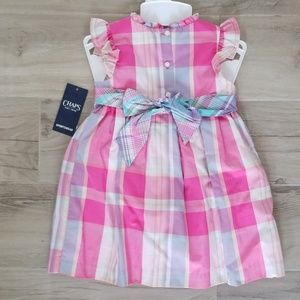 Chaps Dresses - 18 months Chaps girls dress